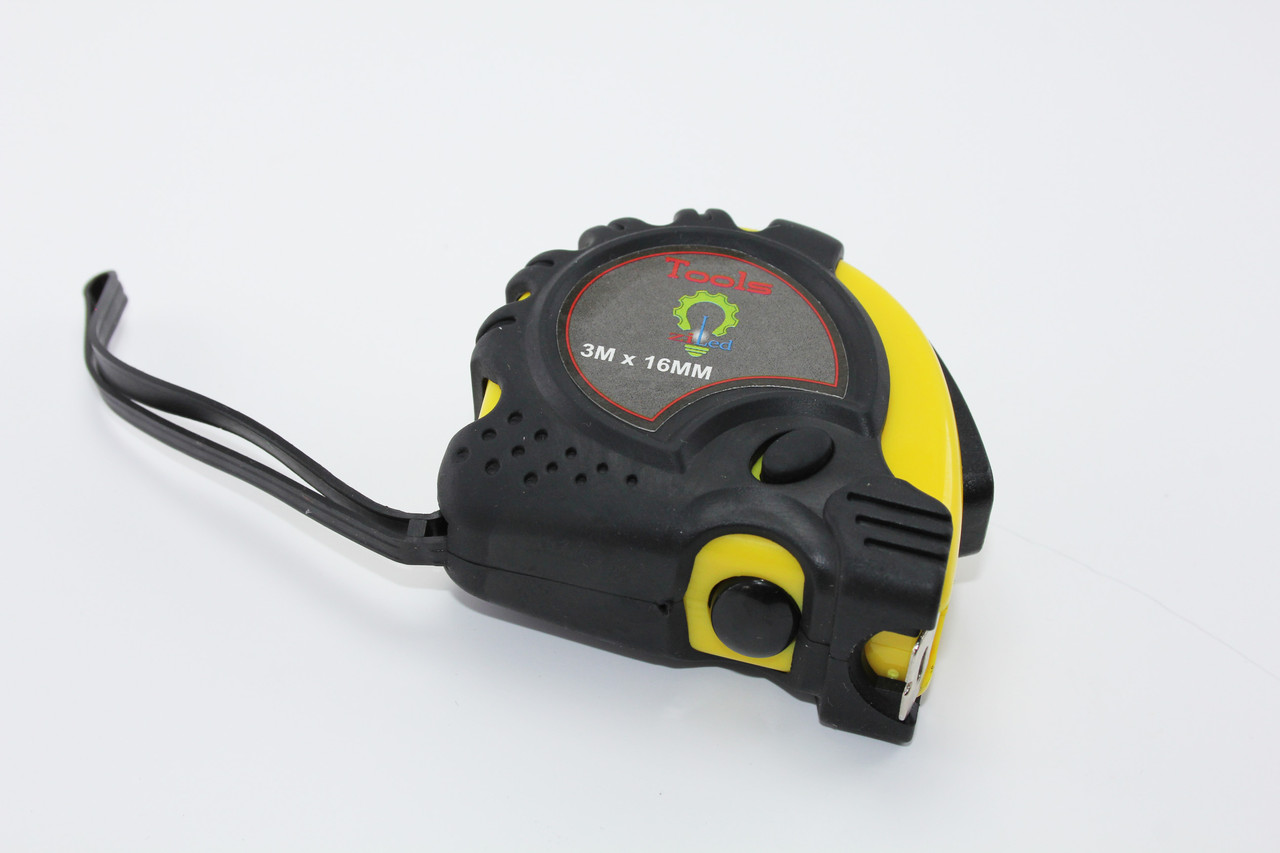 Рулетка 3м ZI-RT-R04