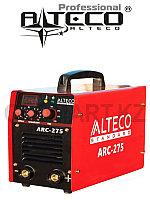 Сварочный инвертор Alteco Home Master ARC-275 (Алтеко)