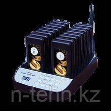 Система оповещения клиентов iBells-610, комплект с 16 пейджерами