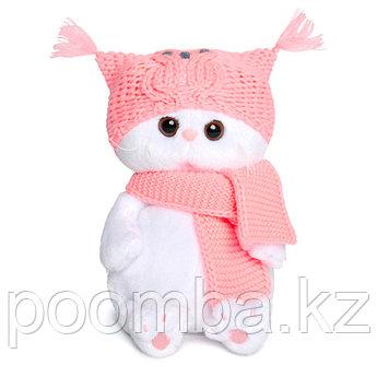 Мягкая игрушка  Ли-Ли BABY в шапке-сова и шарфе