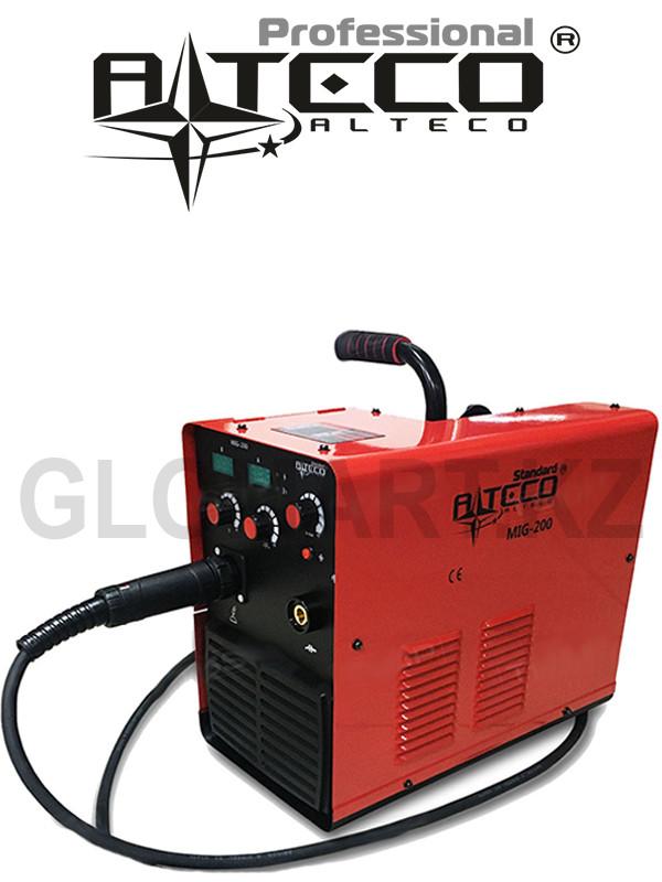 Сварочный инвертор Alteco MIG 200 (Алтеко)
