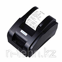 Термопринтер чеков Xprinter XP-58IIH, 58mm, USB