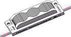 Трехточечный (3030) для торцевой подсветки с алюминиевым теплоотводом 3W (IP68) Белый, фото 2