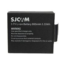 SJCAM Аккумулятор для экшн-камеры SJ4000, SJ5000, SJ5000X, M10 | Батарея к экшн камере | 3.7v 900mAh 3.33Wh, фото 1