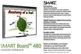 """Интерактивная доска SMART Board SB480 (диагональ 77"""" (195.6 cm), фото 2"""
