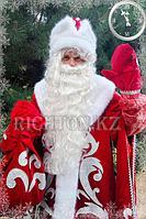 Костюм Деда Мороза и Снегурочки Снежные(snowy)| Завьюженные.
