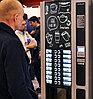 Зерновой торговый кофейный автомат ROSSO SD, фото 2