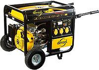Генератор бензиновый DB 8500Е, 8,5 кВт, 220В/50Гц, 30 л, электростартер DENZEL