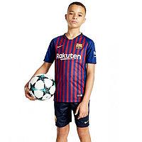 Детская футбольная форма FC Barcelona 2018/2019