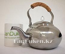 Заварочный чайник Mingyi Kettle 18 металлический