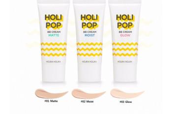 HOLIKA HOLIKA Holi Pop BB Cream SPF30 PA++ ББ-крем SPF30 PA++