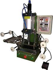 Пневмо-пресс A168 тиснения фольгой