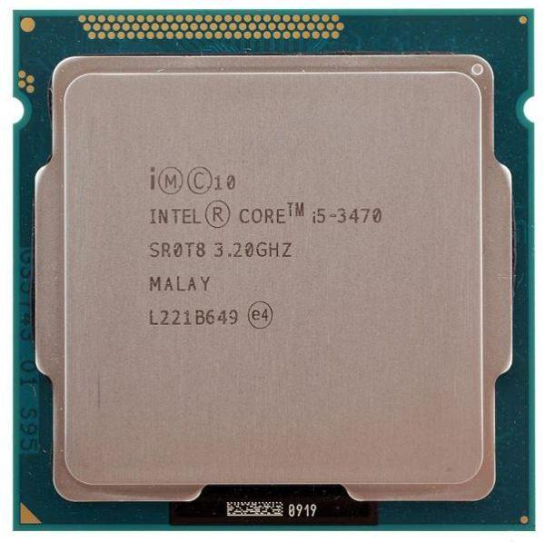 Процессор Intel® Core™ i5-3470