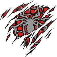 Футболка unisex с принтом «Spider», фото 1