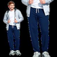 Мужские спортивные брюки, StanJump, 62, Тёмно-синий (46), XXL/54