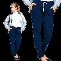 Женские спортивные брюки, StanJumpWomen, 62W, Тёмно-синий (46), L/48