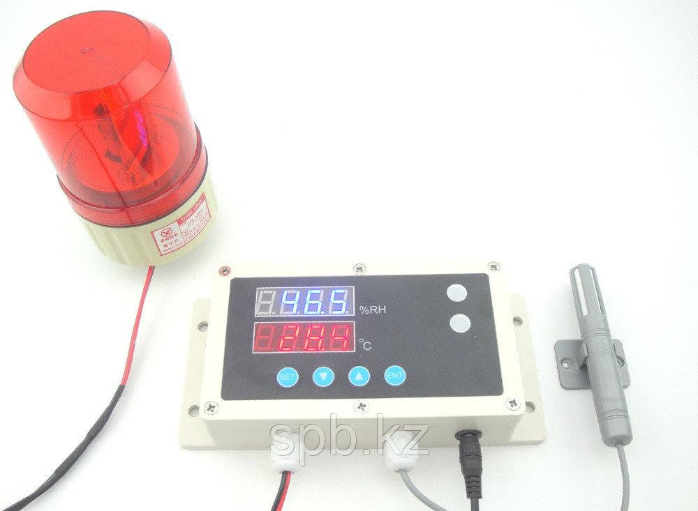 Термогигрометр с сигнализацией