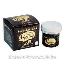 Мумиё алтайское очищенное «Горная благодать» 30 гр