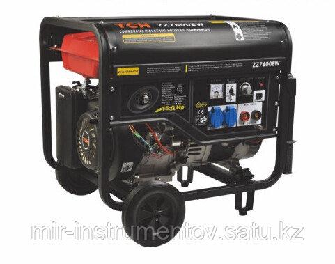 Бензиновый генератор+ сварочный аппарат