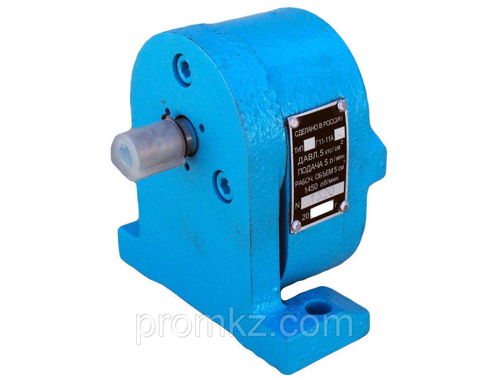 Насосы и агрегаты Г11-11 Г11-11А БГ11-11 БГ11-11А