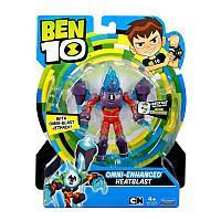 Фигурка бен тен человек огонь Ben 10 Фигурка 12.5 Человек огонь (омни-усиленный)
