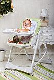 Стульчик для кормления Happy Baby William Cream, фото 8