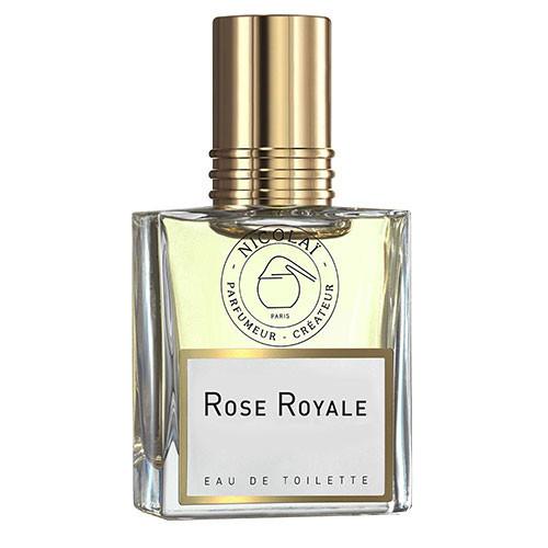 NICOLAI PARFUMEUR ROSE ROYALE 30мл edt