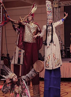 Ходулисты, мимы, хостес! Танцы на ходулях, фото 1