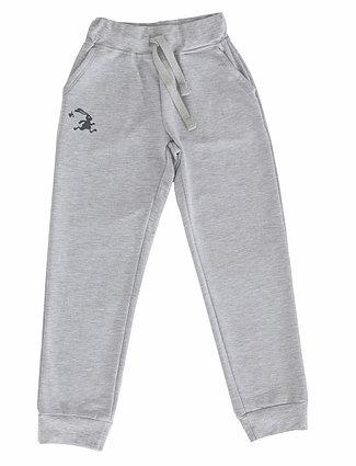 """Спортивные брюки для девочек из коллекции """"Алиса"""""""