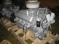 Двигатель (индивидуальной сборки) на блоке нового образцавал до 1 ремонта без кпп и сцепления ЯМЗ 238М2-1000186
