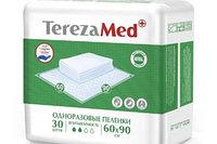 TerezaMed Normal Пеленки одноразовые впитывающие Normal 60 x 90 см 30 шт