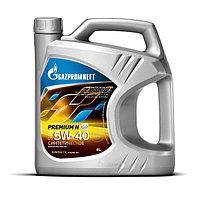 Моторное масло Газпромнефть Premium N 5W40 SN/SM/CF 4л