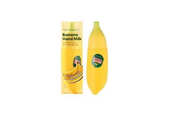 Tony Moly Magic Food Banana Hand Milk /Крем для рук