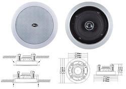 Потолочный громкоговоритель ITC Audio T-208B