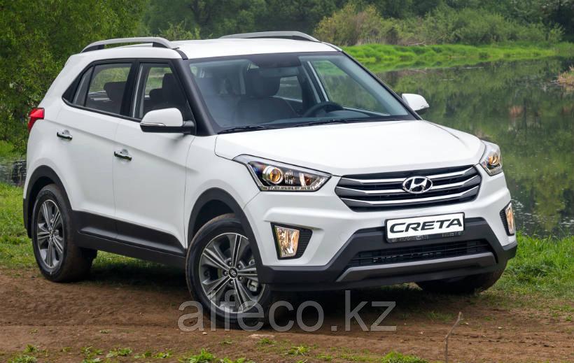 Защита картера и КПП Hyundai Creta 2016-