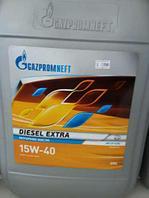 Моторное масло Diesel Extra 15W40 ЕВРО-2 20л