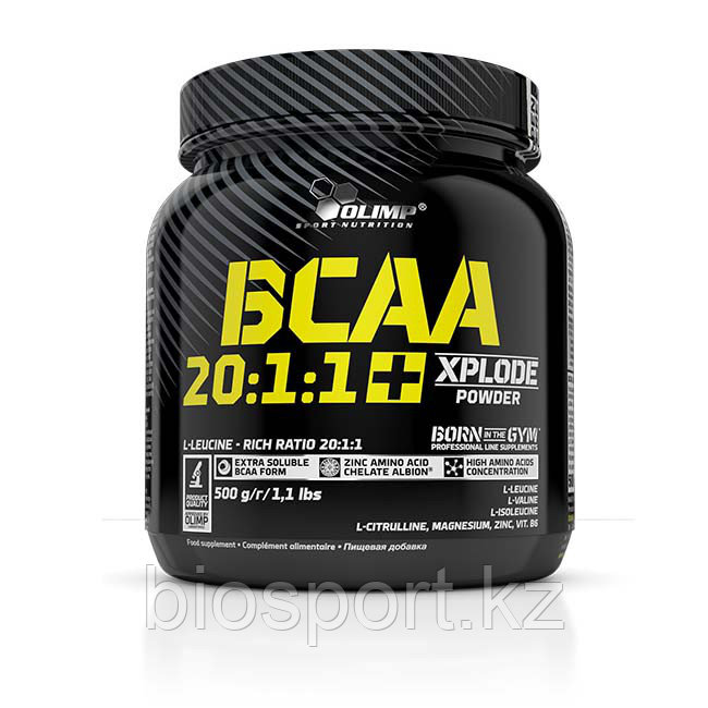 Olimp BCAA Explode Powder 20.1.1 500 грамм