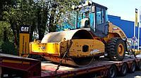 Дорожный Грунтовый Вибро каток 20 тонн