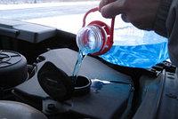 Жидкость для омывателя стекол 5 литров (- 30° )