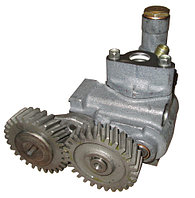 Насос масляный для двигателя ЯМЗ-236 (МАЗ, УРАЛ, КРАЗ)