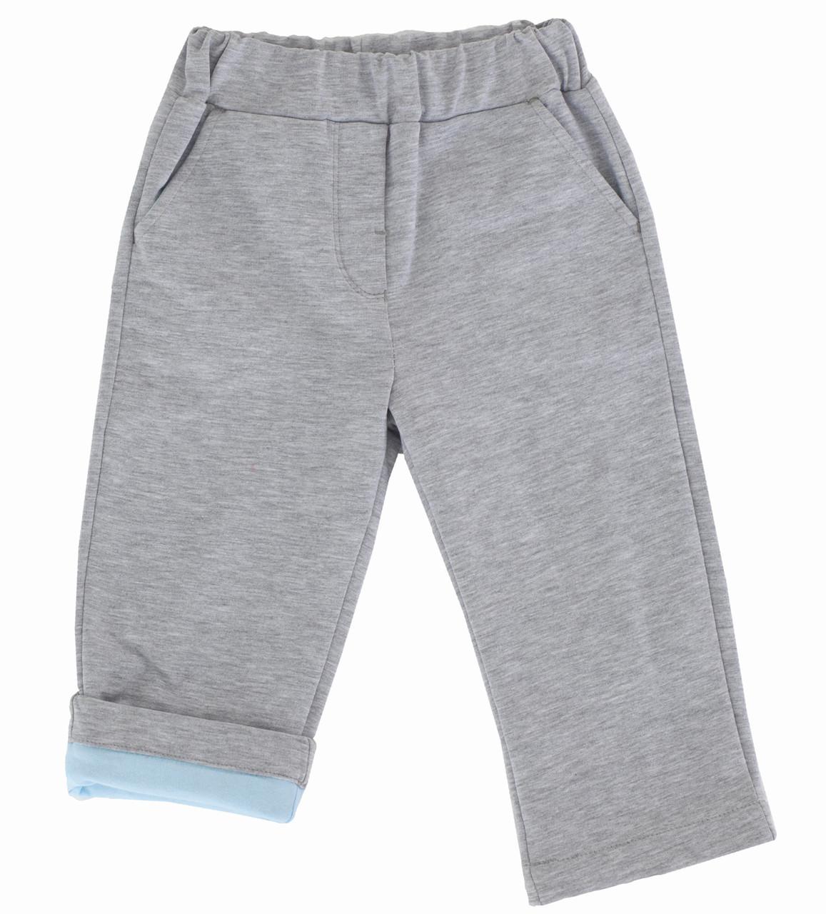 """Теплые брюки для девочек из коллекции """"Ягодки"""" от """"Мамуляндия"""""""