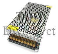 Блок питания 12V 20A 250W, открытый. Трансформатор 220В-12В, 250 Ватт. Power supply 12v, блоки питания.