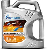 Моторное масло Diesel Premium 15W40 5л