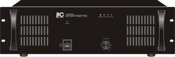 Одноканальный усилитель мощности ITC Audio T-6350