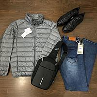 Демисезонная куртка XXL(52)