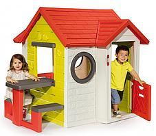 Игровой домик Smoby со столом арт. 810401