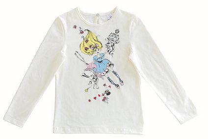 """Кофта с длинным рукавом для девочек """"Алиса"""""""