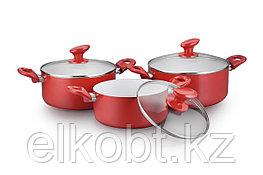 Набор посуды 6 предметов Galaxy GL9503