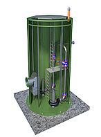 Канализационные насосные станции из стеклопластика