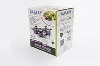 Набор посуды 6 предметов Galaxy GL9504, фото 7